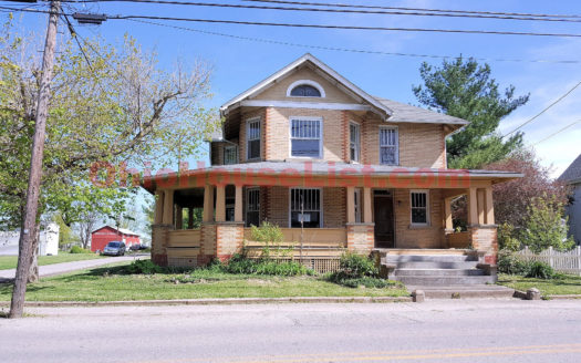 11496 Main St, Stoutsville, Ohio house for sale for rent